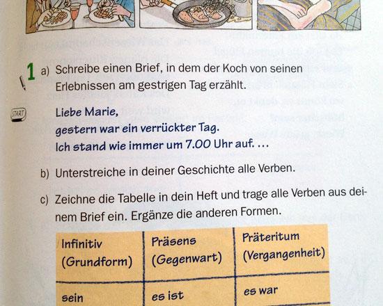 Hirschgraben Deutschbuch 5, S. 185