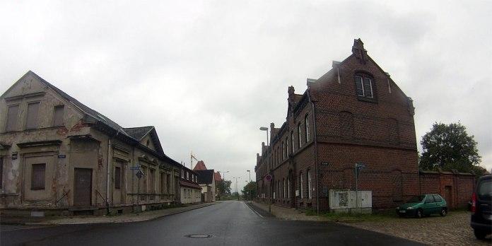 16:38 | Bad Wilsnack – zu dem tristen Wetter kommen die tristen Bilder …